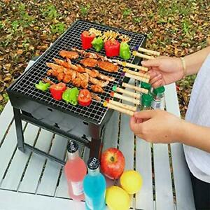 Marshmallow Roasting Sticks, Smores Skewers Telescoping Rotating Forks Set of 8