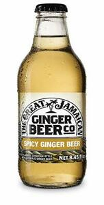 GREAT JAMAICAN GINGER BEER 1 Unit s Each Unit Is 24 X 250ML