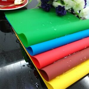 Non Stick Silicone Baking Mat Heat Resistant Liner Sheet Oven Tray Tools US
