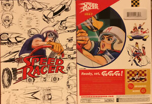 Speed Racer:The Complete Series Classic Collection 6 disc set dvd $21.85