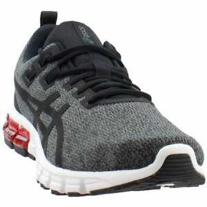 ASICS GEL Quantum 90 Casual Running Shoes Grey Mens $44.95