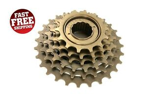 New 6 Speed Freewheel Cassette 14 28T for MTB Road Cycling Bike. $15.00