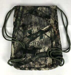 Under Armour Camouflage Drawstring Backpack $18.00