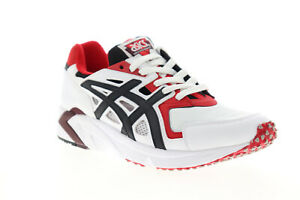 Asics Gel DS Trainer OG H704Y 100 Mens White Mesh Lace Up Low Top Sneakers Shoes $50.99