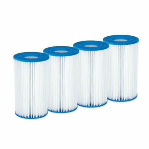 4 Pack Summer Waves Polygroup Pool Filter Cartridge A or C Type NEW