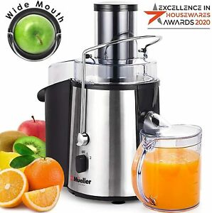 1100W Ultra Juicer Machine Electric Juice Extractor Press Centrifugal BPA FREE