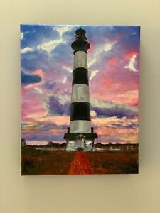 Lighthouse Painting $60.00