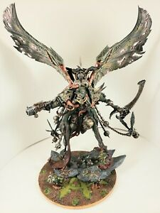 Mortarion Warhammer 40k Assembled and Expertly Painted