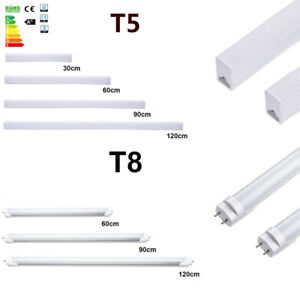 1x10x LED Tube Lights Integrated Slim T8 T5 1FT 4FT LED Shop Wall Ceiling Lights