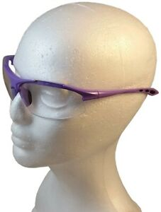 ERB Ella Safety Glasses Purple Frame with Clear Lens Free Shipping $8.00