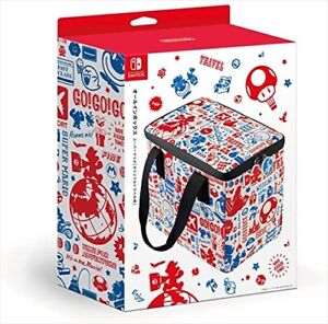 New All box Super Mario Original Travel patterns from Japan f s $85.37