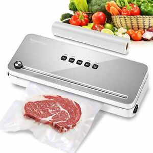 Commercial Vacuum Sealer Machine Seal a Meal Food Saver System With Free Bags $49.95