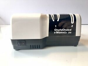 Chefs Choice Hybrid 210 Knife Sharpener *TESTED*