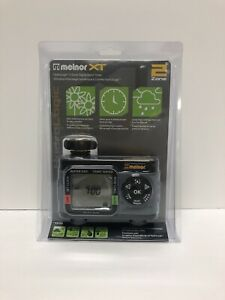Melnor XT HydroLogic 2 Zone Digital Water Timer #73100