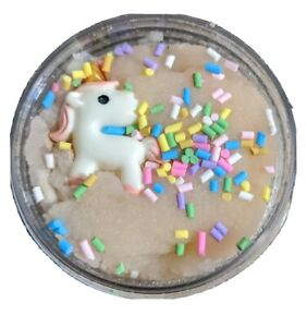Slime Unicorn Cloud Fluffy Slime With Sprinkles $4.99