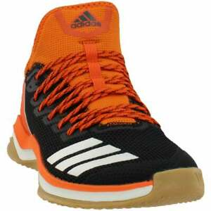 adidas Icon 4 Trainer Mens Baseball Sneakers Shoes Casual Black $39.99