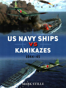 WW2 US NAVY SHIPS vs JAPANESE KAMIKAZE ATTACKS 1944 45 ARMAMENT TACTICS EFFECTIV