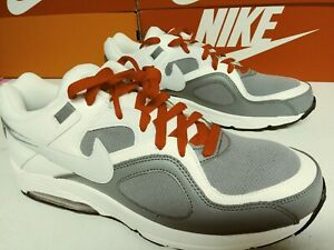 Nike Mens Air Max Go Strong Essential White Premium Cl Grey Chilling R 631718101 $57.00