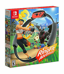 Ring Fit Adventure Standard Edition Nintendo Switch 2019