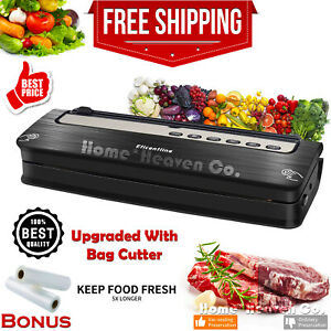 Commercial Food Saver Vacuum Sealer Seal A Meal Machine Foodsaver with FREE Bags $67.99