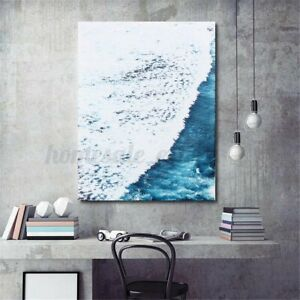 50x40cm Sea Wave Seascape Canvas Print Art Painting Poster Wall Home Decor S $19.75