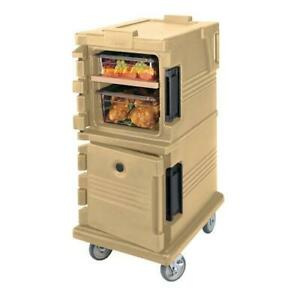 Cambro UPC600157 Ultra Camcart 45 in Coffee Beige Pan Carrier $670.00