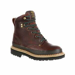 Georgia Boots Georgia Giant Steel Toe EH Work Boots Casual Boots Brown Womens