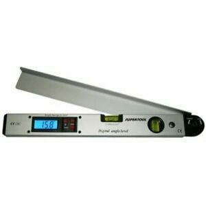 16quot; Digital Protractor Angle Finder amp;amp Level 0 225 677 Construction $32.91