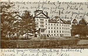 Pennsylvania Military College in Chester PA 1906 $10.00