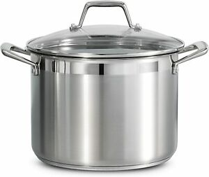 Tramontina 8 Qt. Stainless Steel Lock N Drain Pasta Cooker FREE SHIPPING $33.99