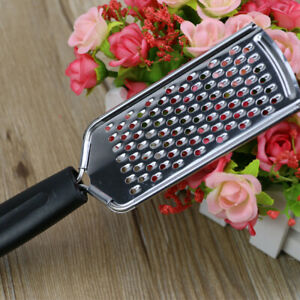 Stainless Steel Grater Cheese Planer Cheese Planer Flat Grater Kitchen Tool $8.64