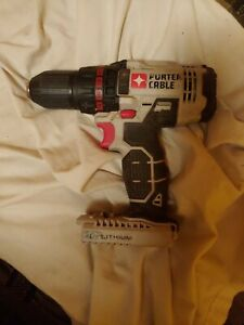 PORTER CABLE PCC601 20V MAX Lithium Ion Drill Driver PCC601B Bare Tool Only used $43.99