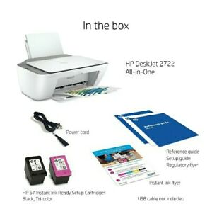 Hp printer all in one wireless new $150.00