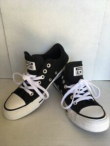 Converse All Star Chuck Taylor Low Top Black Shoes Womens Sz 6.5 $25.00