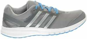 adidas Galaxy Elite 2 Mens Running Sneakers Shoes Stability Grey Size 14 $44.99