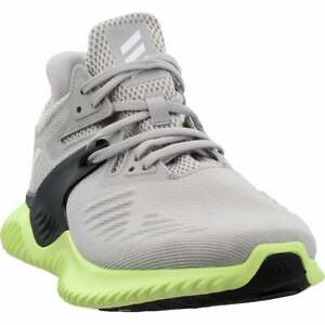adidas Alphabounce Beyond 2 Mens Running Sneakers Shoes Grey Size 10 D $59.99