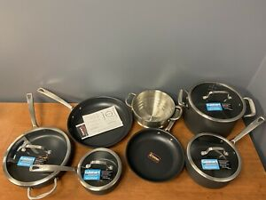 Cuisinart DS Induction 11 Piece Cookware Set GB 68i 11 $149.99