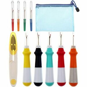 Seam Ripper Set Of 9 Colorful 5 Big 4 Small Handy Stitch Sewing Tools With 1 $22.07