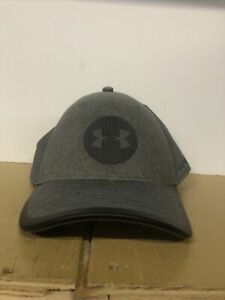 Brand New Under Armour Golf Hat Size Medium Black In Color $24.99