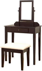 Frenchi Furniture Wood 3 Pc Vanity Set $178.84