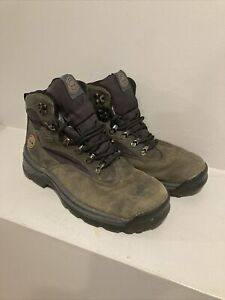 mens timberland boots size 9 Gore tex