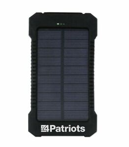 Genuine Patriot Power Cell USB Solar Charger 4Patriots Brand NEW IN BOX