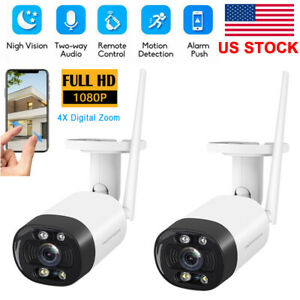 Heimvision HM211 Wireless WIFI Security IP Camera 1080P HD Outdoor Home Camera
