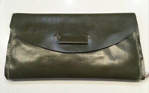Original WWII Era U.S. Military Sewing Kit OD Color Pouch $14.95