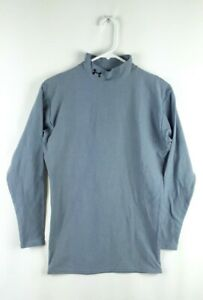 under armour xl long sleeve compression gray great condition $18.00