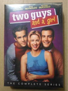 Two Guys and a Girl: The Complete Series DVD 2016 11 Disc Set $25.50
