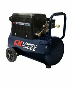 Campbell Hausfeld 8 Gallon Portable Quiet Air Compressor AC080510 Brand New