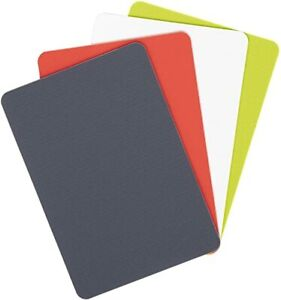 Heavy Duty Grippmat Flexible Mini Cutting Board Set of 4 5.5 x 8 5.5 x 8 inches $11.99