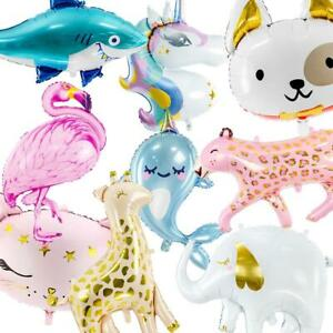 Large Animal Party Balloons Foil Childrens Helium Air Party Decoration Gifts