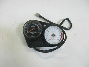 Sachs XTC 125 Racing Speedometer Combination Instrument Display Display 32979 Km $91.13
